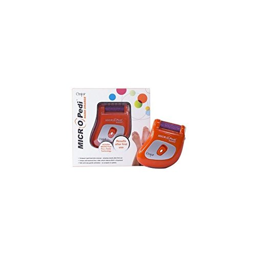 Micro Pedi Nano - L'Orange (Pack de 2)