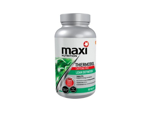 Ernährung-energie-gewichts-verlust-pillen (Maximuscle Thermobol caffeine-free metabolism support formula' [Personal Care])