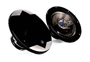 Oxygen SPIRAL 250.3 Haut-parleurs 3 voies coaxiales 250 mm 200 W