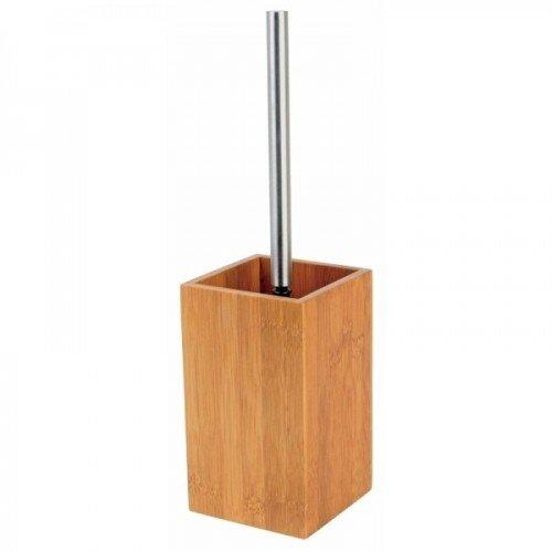Toilettenbürstenhalter aus Bambus