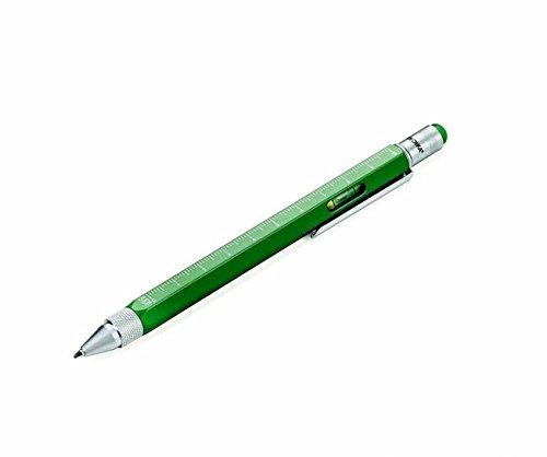 troika-pip20-bk-boligrafo-de-punta-redonda-color-verde