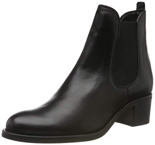 Tamaris Damen 1-1-25040-23 Chelsea Boots, Schwarz (Black 1), 40 EU