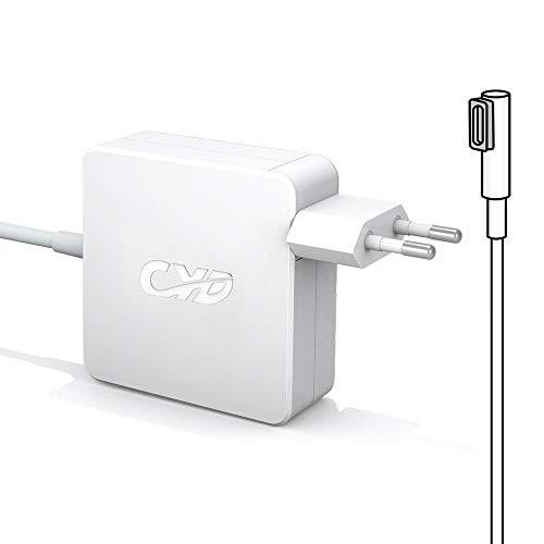 QYD 45W Notebook-Netzteil-Ladegerät Kompatibel mit Magsafe 1 MacBook Air A1369 A1237 A1374 A1470 A1370 MC968LL / A MC503LL / A MC505LL / A MC234 MC965LL / A Laptop-Ladekabel Power-Cord AC Adapter