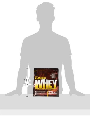 Mutant Whey Chocolate, 1er Pack (1 x 2.27 kg) - 7