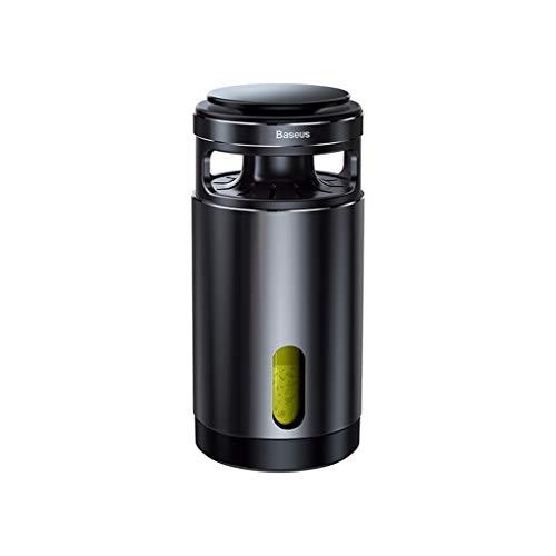 Dkings Luftreiniger fürs Auto, echter HEPA-Filter, Desinfektionsmittel, Luftreiniger für Allergiker, Rauch, Geruch, Schimmel, Staub, Bakterien, Universal Indoor & Office & Car (Black) -
