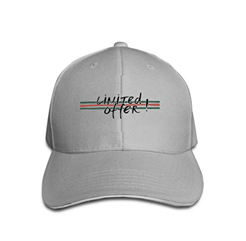 Classic 100% Cotton Hat Caps Unisex Fashion Baseball Cap Adjustable Hip Hop Hat Slogan elegant Design Stripes Girl Power Print Style Hand Drawn Gray -