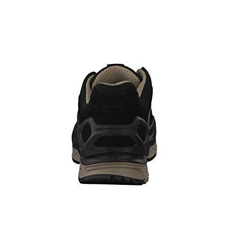 LOWA Donne GORGON GTX Ws 320578-9010 grigio / giada, formato 37-42, Gore Tex, intercambiabile schwarz/champagner