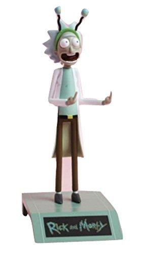 Loot Crate Rick y Morty–Rick Paz Entre Mundos Figura