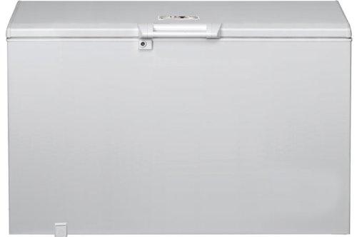 Bauknecht GTE 335 StopF A2+ Gefriertruhe / A++ / Gefrieren: 311 L / weiß / StopFrost / Supergefrierfunktion