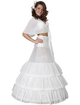 Sottogonna Petticoat netto gonna per abito da sposa