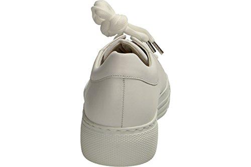 Weiss Derbys Basic Damen Weiß Gabor Comfort EwX1qt