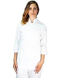 Amazon.it  Ristorazione - Abbigliamento da lavoro e divise ... 7c350a541047