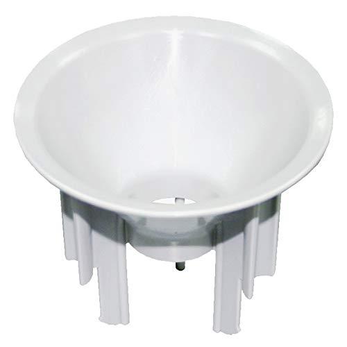 Spares2go embudo de sal para lavavajillas Bosch
