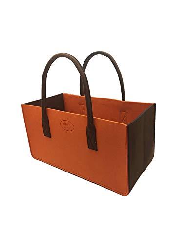 RAIKOU-Bolsa de Compras, Bolso de Fieltro, Juguete para jardín o Playa, Bolso...