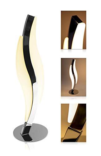 Lampe de table LED notas, cctk : 2800 K de 3200 K, In-Line on/off Switch, 9 W
