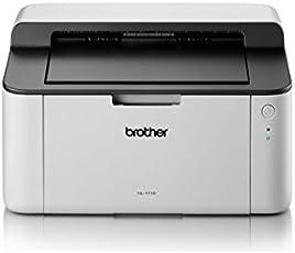 Brother HL-1110 Stampante Laser Bianco e Nero, Formati Stampa Supportati A4