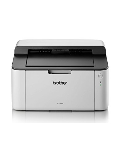 Brother HL-1110 Stampante Laser Bianco e Nero, Formati Stampa Supportati A4