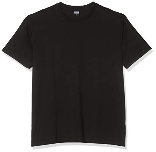 Urban Classics Herren Heavy Oversized Tee T-Shirt, Schwarz (Black 7), X-Large