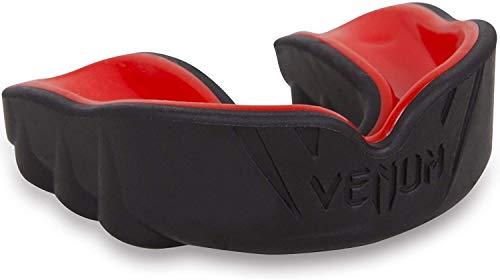 Venum Erwachsene Zahnschutz Challenger, Schwarz/Rot, One Size