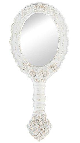 Clayre-y-Eef-62S085-Espejo-de-mano-aprox-13-x-29-cm-color-blanco