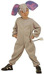 Widmann-WDM3665E Kostüm für Mädchen, Grau, ()
