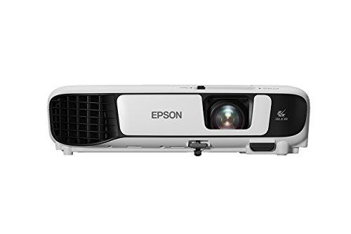 Epson eb-w42 videoproiettore 3600 ansi lumen 3lcd wxga (1280x800) proiettore desktop nero, bianco