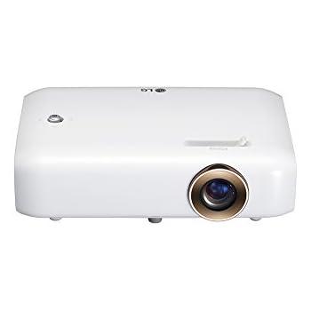 LG Minibeam PH550G Vidéoprojecteur LED HD 1280 x 720 - 550 Lumen - avec Batterie