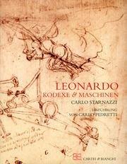 Leonardo kodexe & maschinen por Carlo Starnazzi