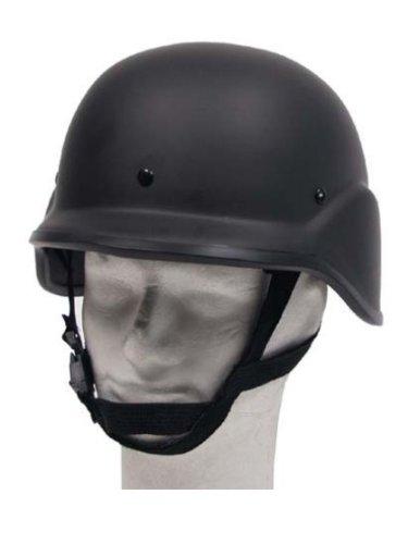 US Helm schwarz zu Militär a
