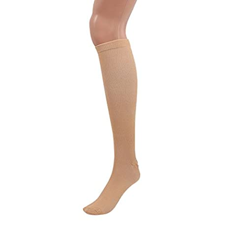 MORESAVE Relief Support Socks Compression Stockings 30-40 mmhg Knee Leg Socks Relief Pain