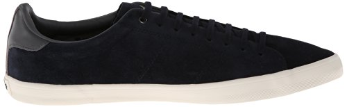Fred Perry Howells Unlined Suede Navy Blau