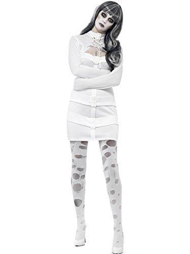 n Psycho-Geister-Kostüm für Damen (Die Ahnungslosen Kostüm)