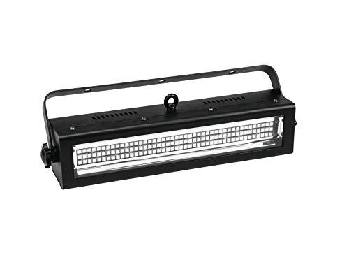 Eurolite LED Strobe SMD Pro 132 DMX RGB (3 Effekte in einem Gerät: Stroboskop, Blinder & Washlight, mit 132 SMD-RGB-LEDs je 0,2 W stark) ()
