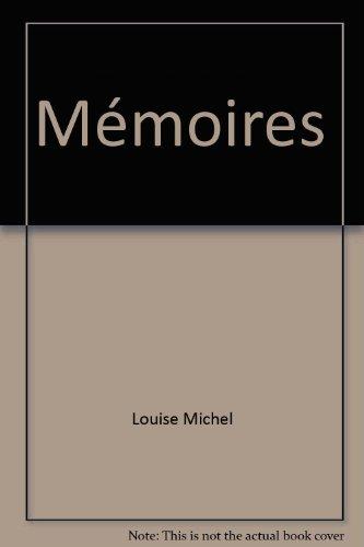 Mémoires. par Claude Monsieur .