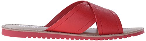 Franco Sarto Quentin Femmes Cuir Sandale red
