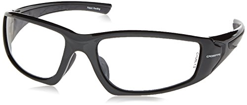 caeb33a544 Crossfire 23615 RPG Safety Glasses Indoor   Outdoor Lens - Shiny Pearl Gray  Frame