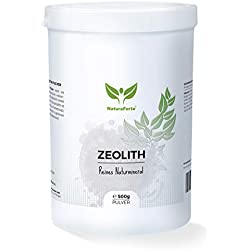 NaturaForte Zeolita Clinoptilolita en Polvo 500g. | Extra Fina