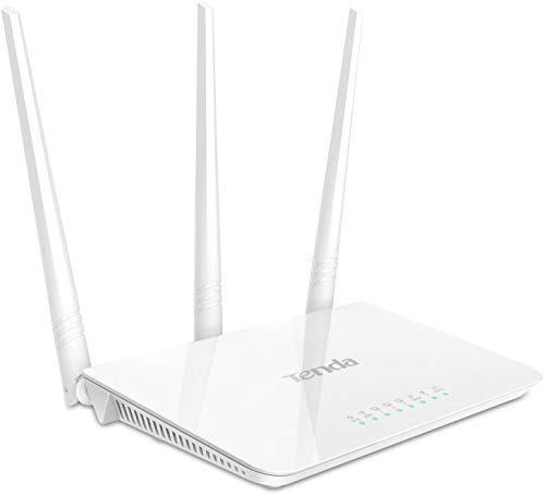 Tenda F3 - Router WiFi 300 Mbps Color Blanco