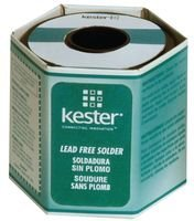 kester-331-water-soluble-flux-core-lead-free-solder-wire-423-f-melting-point-002-in-wire-diameter-sn