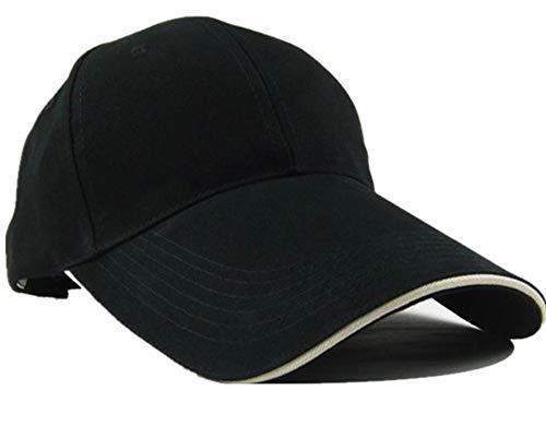 ZHAOSHOP Baseballmütze Männer Lange Hüte Business Casual Caps Sommer Outdoor-Sportarten Sonnenschutz Sonnenhut Männer und Frauen Jahreszeiten Universal Sonnenhut Business Casual Hut
