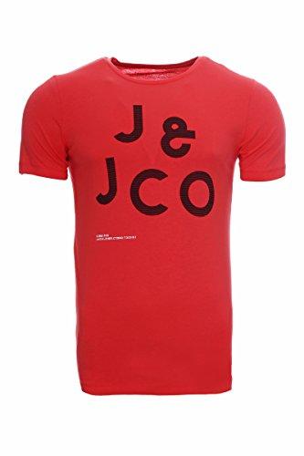 jack-jones-t-shirt-jcoliner-tee-grossemfarbecayenne