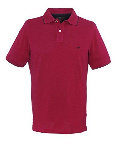 FYNCH-HATTON Poloshirt aus Piqué 1117-1550 berry 434