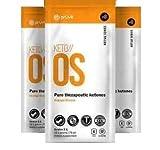 Keto OS Pure Therapeutic Ketones | Prüvit (3 packets) | caffeine free