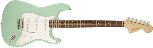 Fender Squier Affinity Stratocaster - Surf Green