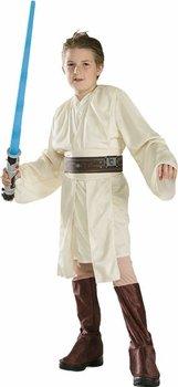 (Star Wars Obi Wan Kenobi Kostüm für Jungen Deluxe 128/134cm)