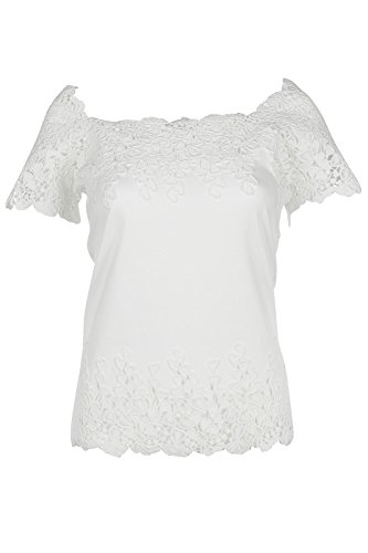 ermanno-scervino-damen-oberteile-top-kurze-armel-original-weiss-eu-42-uk-10-d282l339bio0000