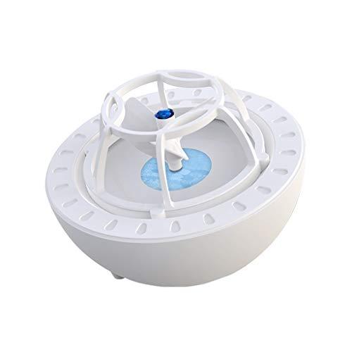 FBGood Mini USB Geschirrspüler, Tragbare Hoher Druck Welle Spülmaschine Multifunktions Obst Gemüse Waschmaschine Reinigungsgerät Küchengeräte Waschmaschine (Blau)