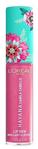 L'Oréal Paris Camila Cabello Lip Dew 01 Camila, schimmernder Lipgloss