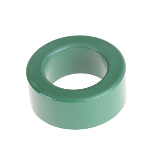 Alcoa Prime 36mm x 23mm x 15mm Round Green Iron Inductor Coils Toroid Ferrite Cores OO