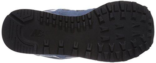 New Balance Ml574 D, Baskets mode homme Bleu (Ge Ligh)